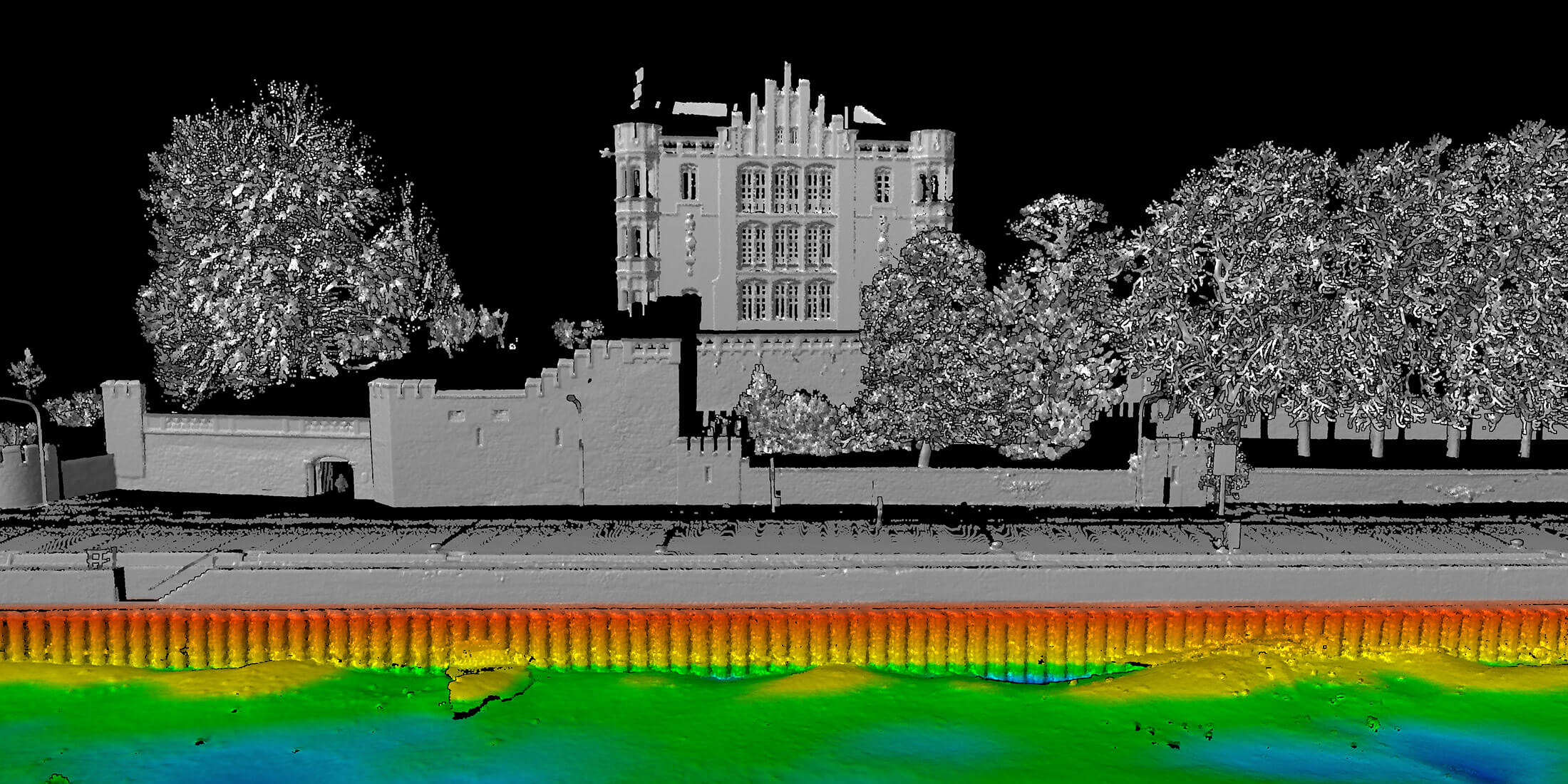 3D data from Bayernhafen Gruppe