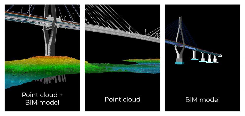 bim-point-cloud-bridge-3d